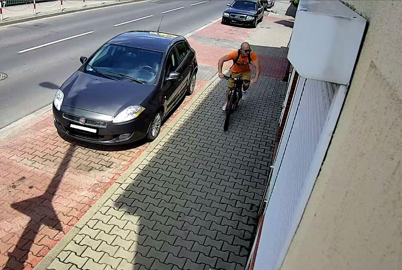 Widziałeś, rozpoznajesz złodzieja? Powiadom Policję - foto: KPP Turek