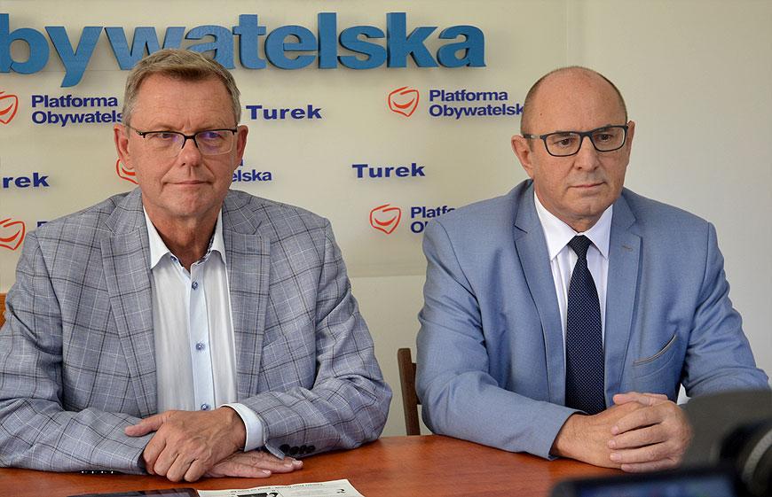 Wideo: Ciesielski jako 5-tka na liście Koalicji Obywatelskiej? Poseł Nowak przedstawił kandydatów w wyborach do Sejmu.