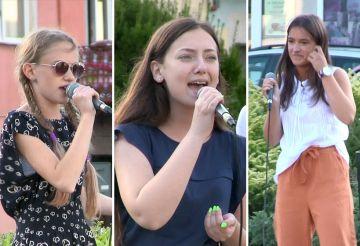 Wideo: W sercu miasta rozbrzmiały nuty znanych...