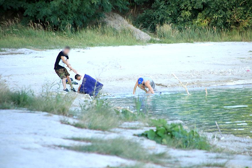 Osadnik Gajówka atrakcja turystyczna która czeka na pierwszą ofiarę? - foto: Nadesłane przez czytelnika