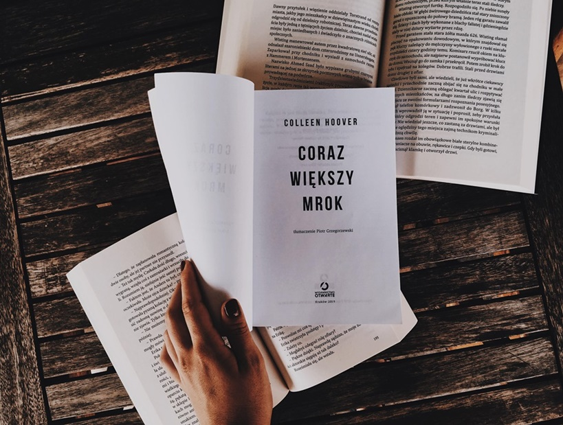 Czas na książkę: