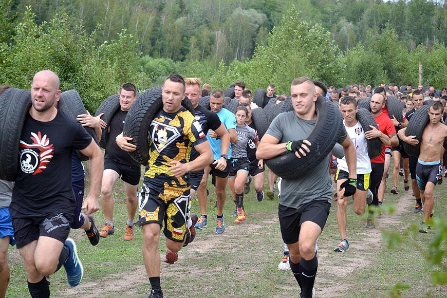 Radość, łzy, jęk zmęczenia? to po prostu IV Ekstremalny Husar Race 2019 w Wyszynie - foto: Michał Sidorowicz