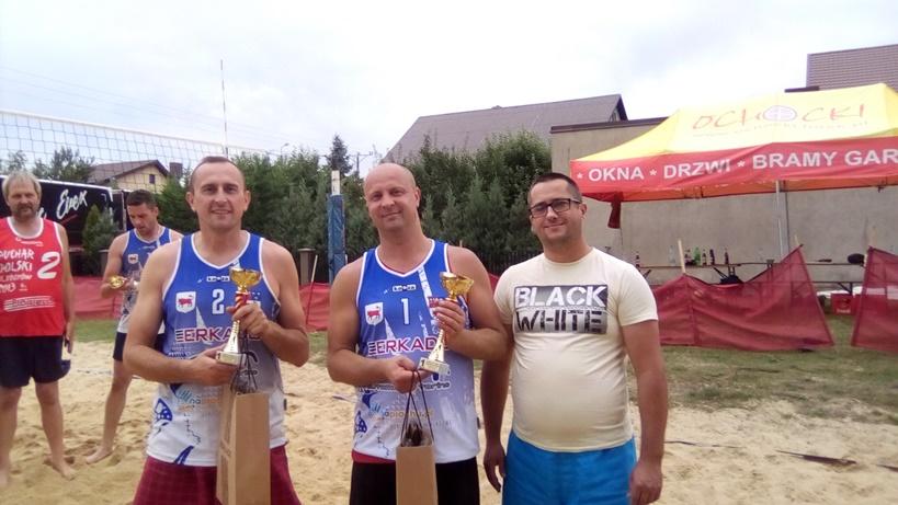IX osiedlowy turniej siatkówki plażowej o puchar wójta gminy Turek