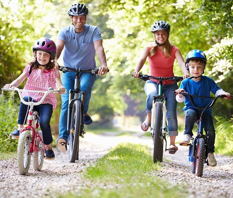 Sport to zdrowie - weź udział w rajdzie rowerowym na zakończenie wakacji! - Źródło: Miasto Turek
