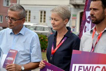 Wideo: Lewica rusza z kampanią wyborczą na...
