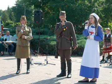 80. rocznica wybuchu II wojny światowej przy...