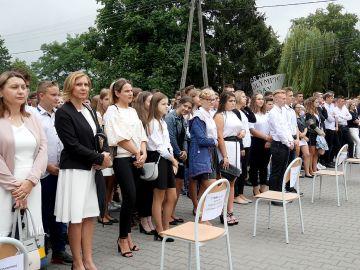 Rok szkolny 2019/2020 w Zespole Szkół...