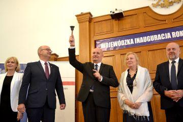 Wojewódzka Inauguracja Roku Szkolnego w I LO w...