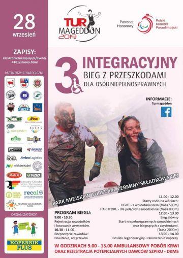 III integracyjny bieg z przeszkodami dla osób...