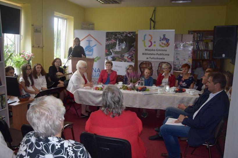 Narodowe Czytanie 2019 w Tuliszkowie - foto: UG Tuliszków
