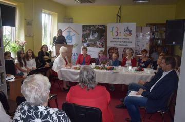 Narodowe Czytanie 2019 w Tuliszkowie