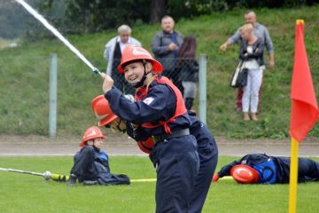 Strażacy z powiatu zmierzą się w niedzielę na...