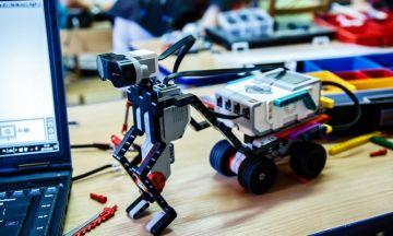 5 lat zajęć z Robotyki w Bibliotece!