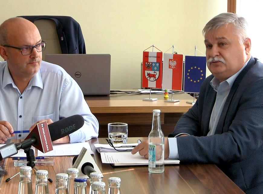 Wideo: Dyrektor Sobczak dementuje informacje byłego starosty i wypomina zaprzepaszczenie dotacji na 7.5 mln zł