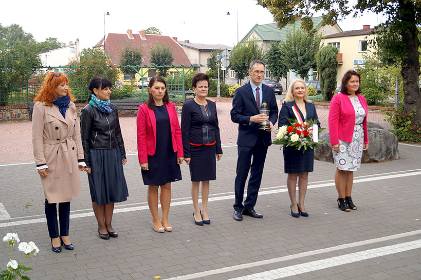 We Władysławowie uczcili 80-tą rocznicę sowieckiej agresji na Polskę - foto: UG Władysławów