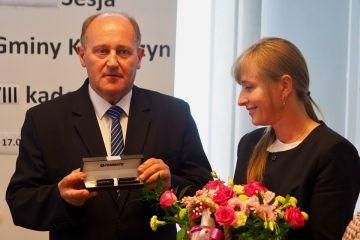 Dorota Bartosik nową Sekretarz Gminy Kawęczyn - foto: UG Kawęczyn