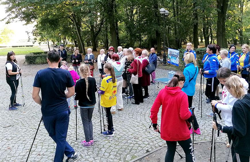 Stowarzyszenie Kopernik Plus rozpoczęło Europejski Tydzień Sportu