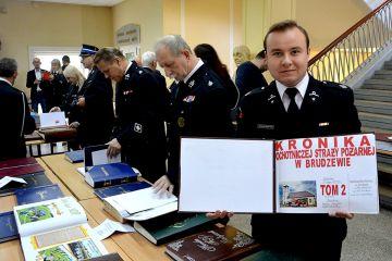 Wyróżnienie dla Mateusza Kaszyńskiego z OSP...
