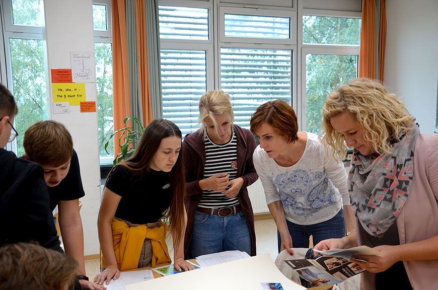 Uczniowie SP1 i SP5 z wizytą w Wiesmoor