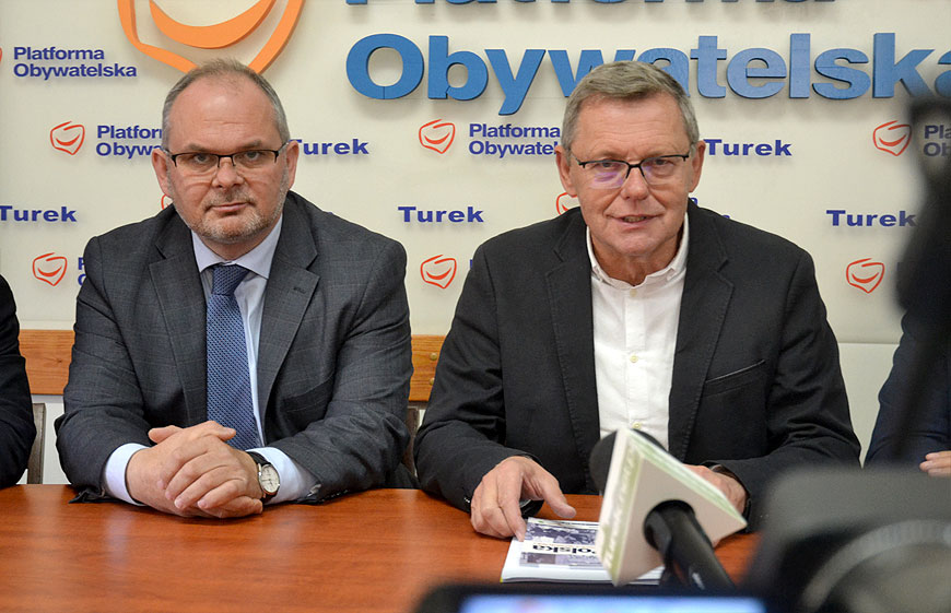 Wideo: Konferencja przedstawicieli KO w przededniu wyborów parlamentarnych