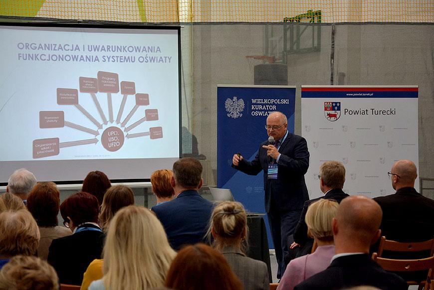Wojewódzkie Seminarium Szkolnictwa Zawodowego w Powiecie Tureckim - foto: Starostwo Powiatowe w Turku