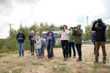 Europejskie Dni Ptaków z lokalną grupą OTOP