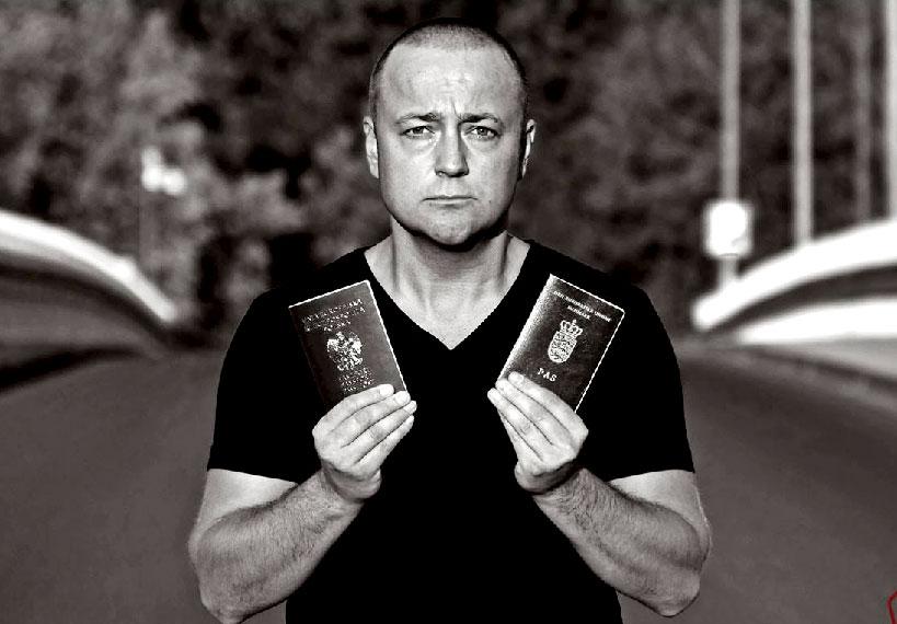 Wideo: Podwójny emigrant w Turku czyli Muzyczny Stand-up Czesława Mozila już w listopadzie