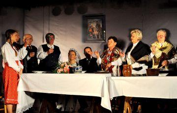 Gm. Malanów: Marysia i Franek już po ślubie...