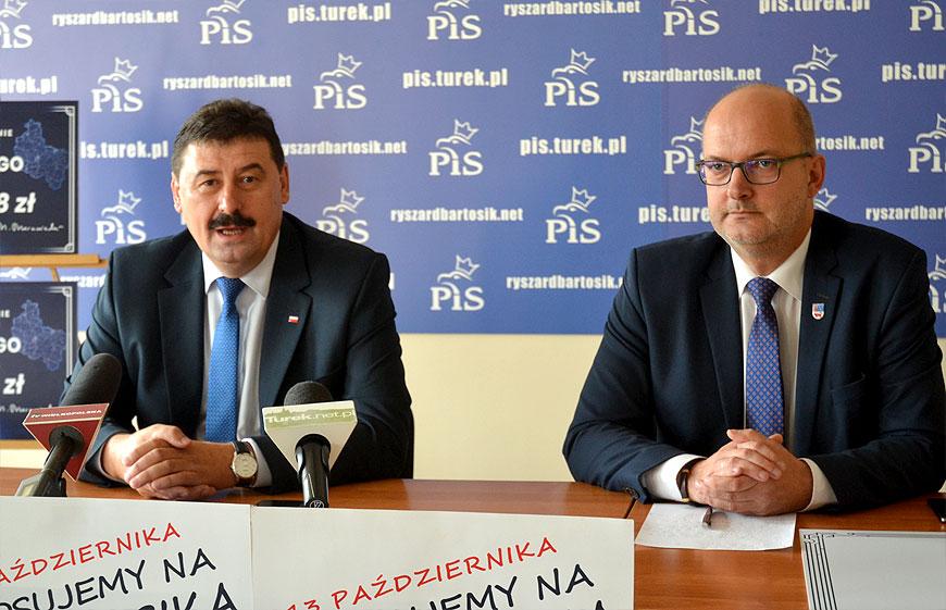 Wideo: Poseł Bartosik podsumował kampanię wyborczą i przestrzega przed marnowaniem głosów