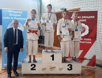 Dwa złota i dwa brązy zdobyli Judocy z UKS Judo w Tuliszkowie