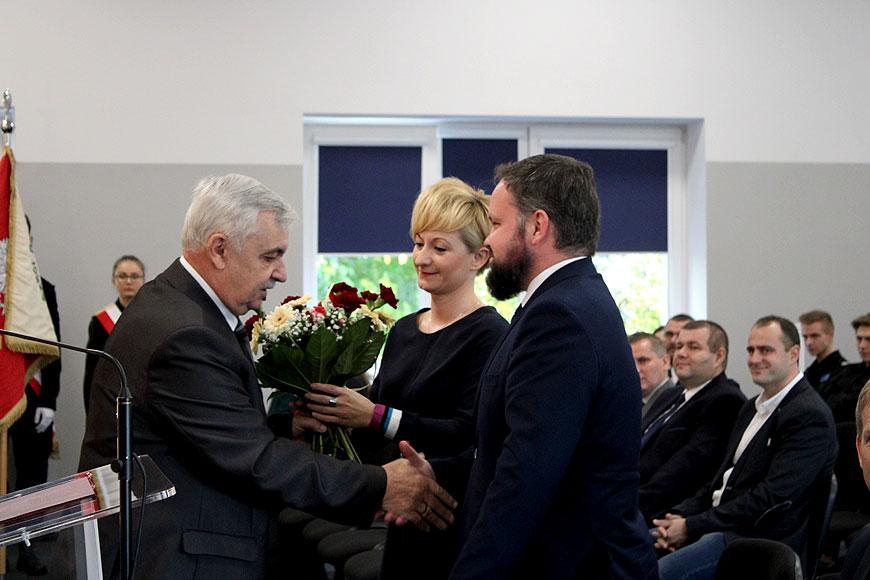 Wyjątkowy Dzień Nauczyciela w ZSR w Kaczkach Śr. - foto: ZSR CKP w Kaczkach Sr.