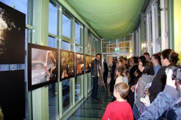 Wernisaż wystawy Emila Witta w Turkowskim Muzeum