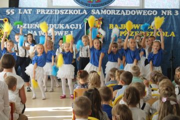 Jubileusz 55-lecia Przedszkola Samorządowego nr...
