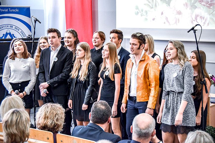 Dzień Edukacji Narodowej w Zespole Szkół Technicznych w Turku - foto: ZST.net.pl