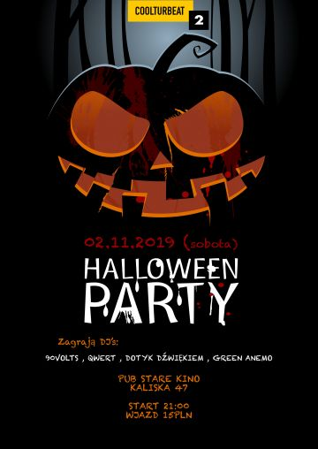 Halloween Party w PUB Stare Kino