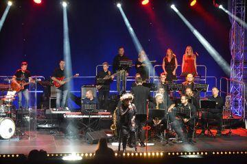 Wideo: Koncert Małgorzaty Ostrowskiej & Big...