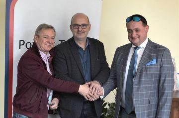 Umowa na budowę Zdrojek Lewych podpisana. Droga powstanie do drugiej połowy 2020 r. - foto: ZDP w Turku