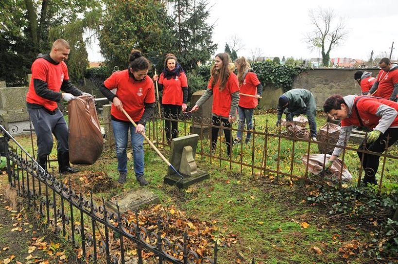 Pomóż przygotować zapomniane groby na święto Wszystkich Świętych - Foto: archiwum Turek.net.pl