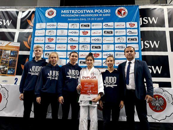 Sukces zawodników UKS Judo z Tuliszkowa na...
