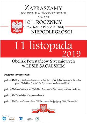 Uczcijmy razem Święto Niepodległości - gmina...