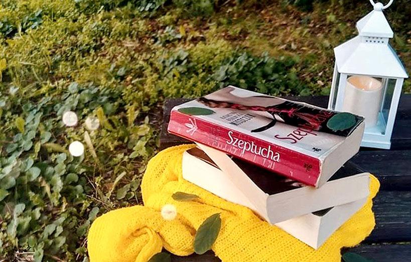 Czas na książkę: Natalia Pędziwiatr i