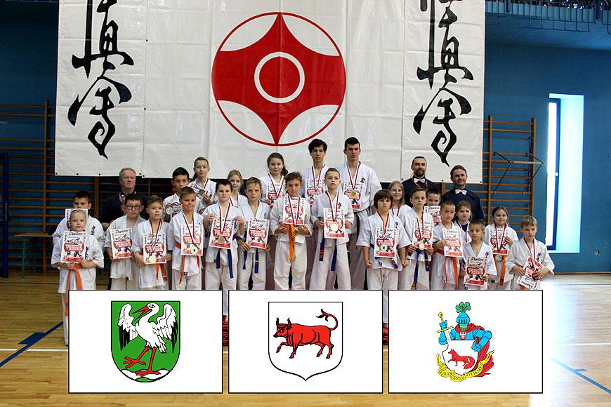Klub Sportów i Sztuk Walk na Mistrzostwach Okręgu Centralnego Karate Kyokushin