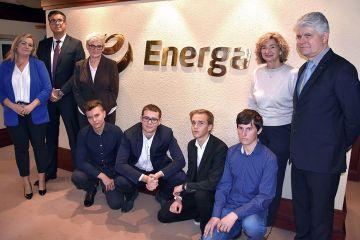 Współpraca Zespołu Szkół Technicznych z Energą