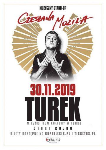 KONKURS: Zdobądź bilety na Muzyczny Stand-Up Czesława Mozila