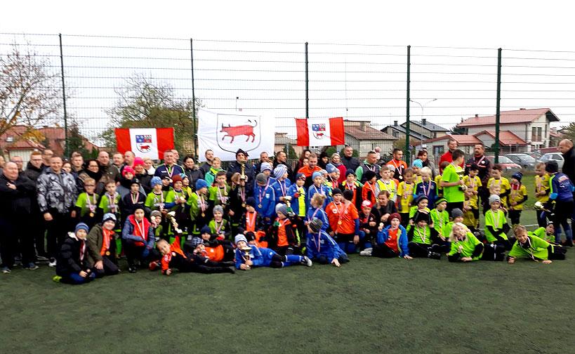 Powiatowy Turniej Oranje Turek Cup 2019