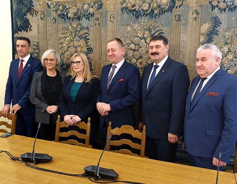 Ryszard Bartosik ponownie Wiceprzewodniczącym Komisji Rolnictwa i Rozwoju Wsi
