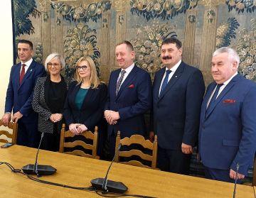 Ryszard Bartosik ponownie Wiceprzewodniczącym...