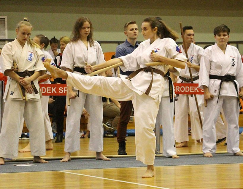 Karatecy z całej Polski walczyli w Turku