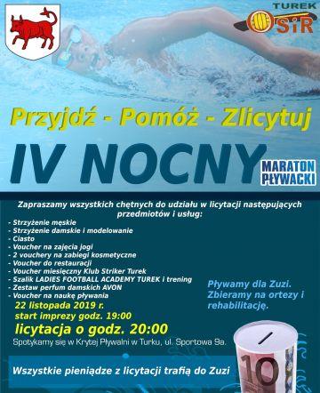 IV Maraton Pływacki