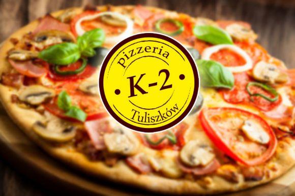 Wyśmienita pizza z K2 teraz także w Tuliszkowie.